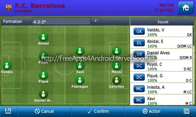 football manager handheld 2012 v3 3 apk free android apps