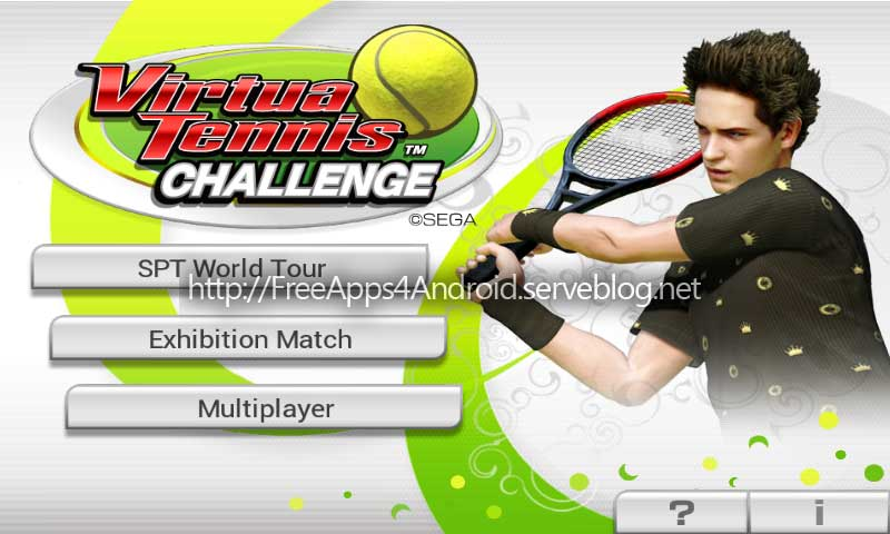 Download Virtua Tennis Challenge Apk OBB Data Mod For Android Latest